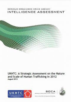 SOCA report on human trafficking in Great Britain